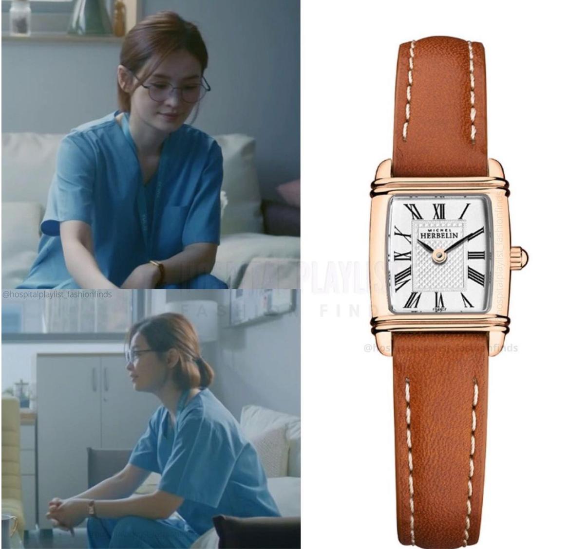 Bộ sưu tập đồng hồ của Jeon Mi Do