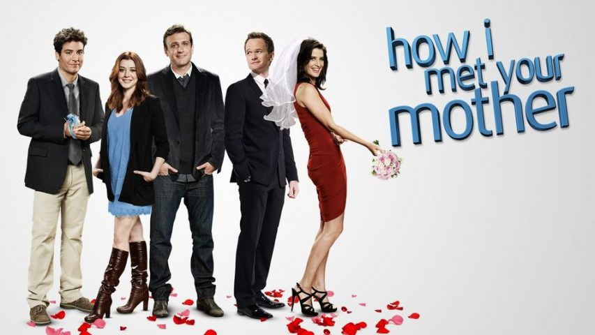 Phim Mỹ - Khi bố gặp mẹ-How I met your mother