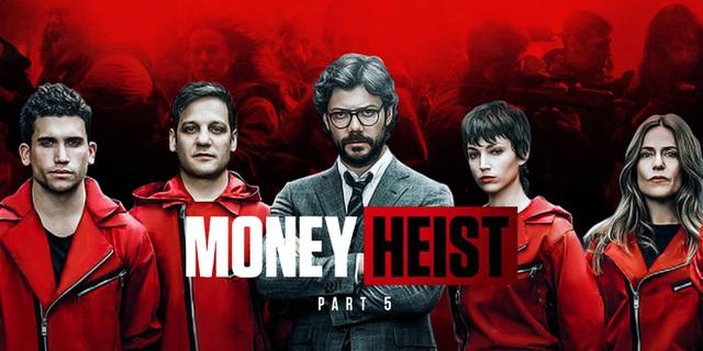 Phim Mỹ - Money Heist - Phi vụ triệu đô