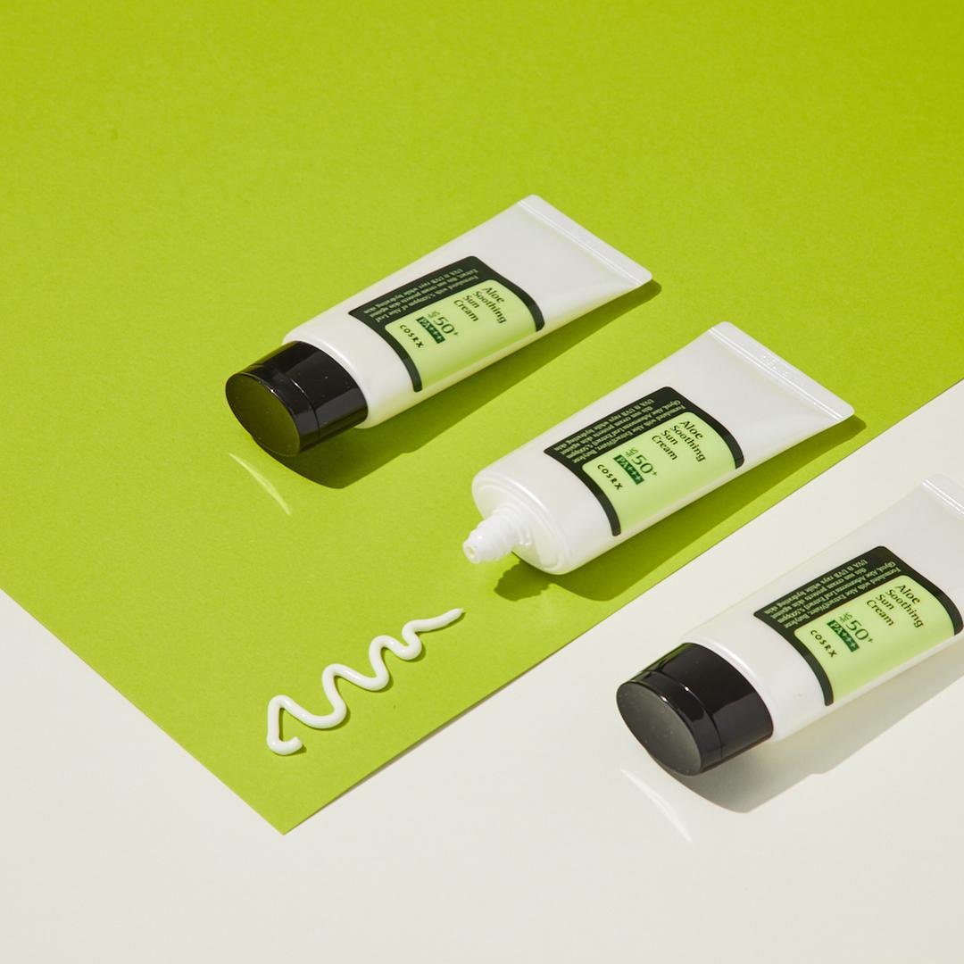 Kem chống nắng Cosrx Aloe Soothing Sun Cream SPF50 PA+++ 50ml