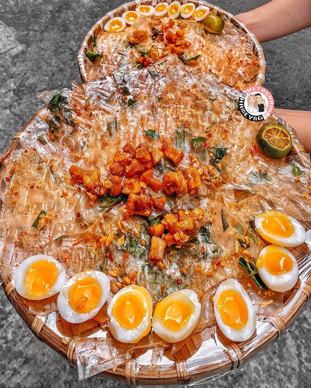 món ăn vặt dễ làm tại nhà