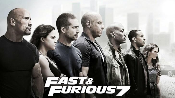 Phim Mỹ - Quá Nhanh Quá Nguy Hiểm 7 - Fast & Furious 7