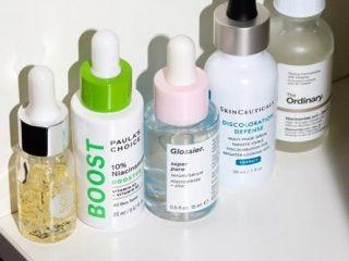 Review top 7 serum chứa Niacinamide cho da dầu tốt nhất hiện nay