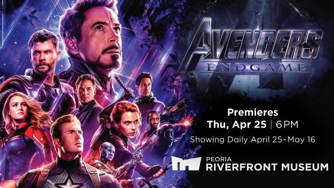 Phim hành động hay nhất - Avengers: End Game