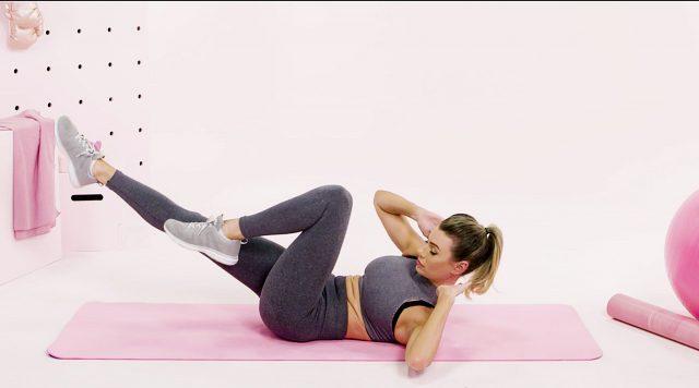 Eo thon bụng phẳng như sao nữ Hàn Quốc chỉ với 7 bài tập thể dục giảm mỡ bụng tại nhà