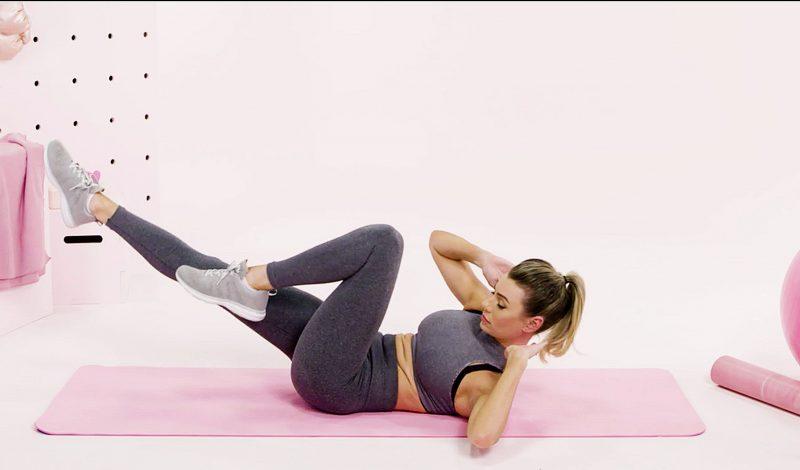 20 bài tập giảm mỡ bụng tại nhà siêu nhanh cho nữ trong 1 tuần