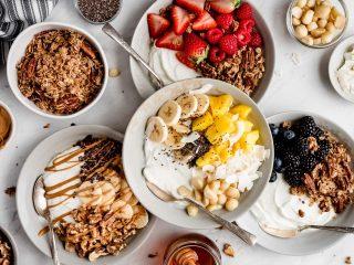 14 Bữa sáng giảm cân với sữa chua giảm 5kg 1 tuần hiệu quả dễ làm