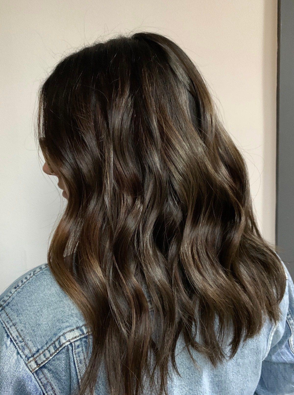 cách pha thuốc nhuộm tóc lên màu đẹp