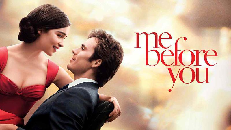 phim âu mỹ Me Before You - Trước ngày em đến