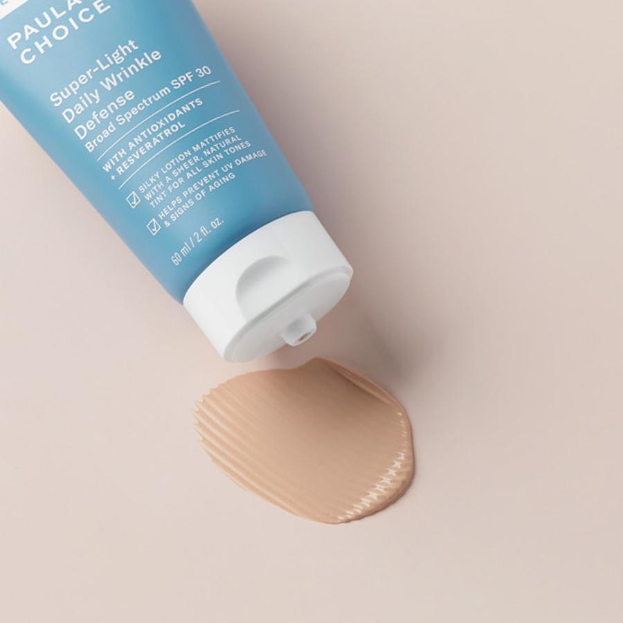 Paula's Choice Resist Super - Light Daily Wrinkle Defence SPF 30- kem chống nắng giá học sinh