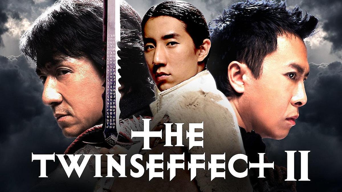 Thiên Cơ Biến 2: Hoa Đô Đại Chiến - The Twins Effect II