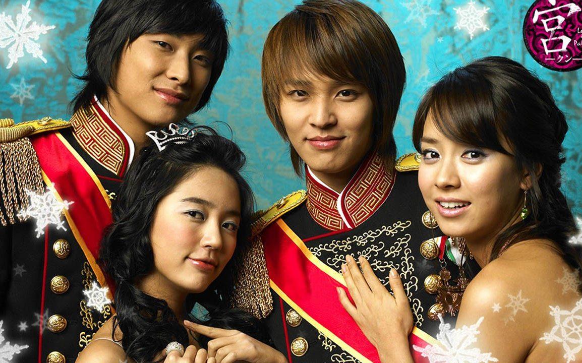 Phim tình cảm Hàn Quốc hay nhất - Được làm hoàng hậu - Phim hay hạ gục trái tim các nàng