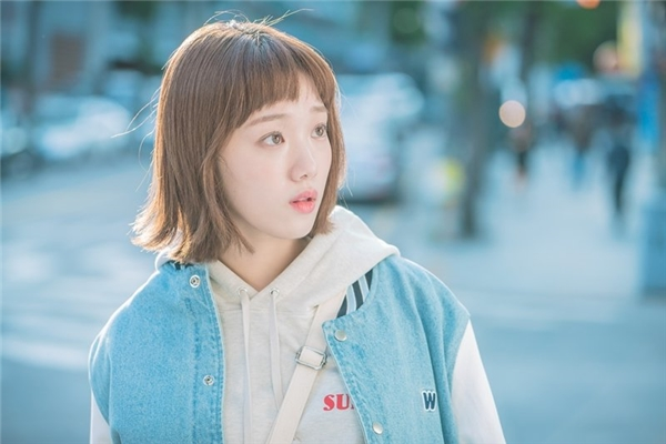 phim hàn quốc học đường gây bão Cô Nàng Cử Tạ Kim Bok Joo (2016)