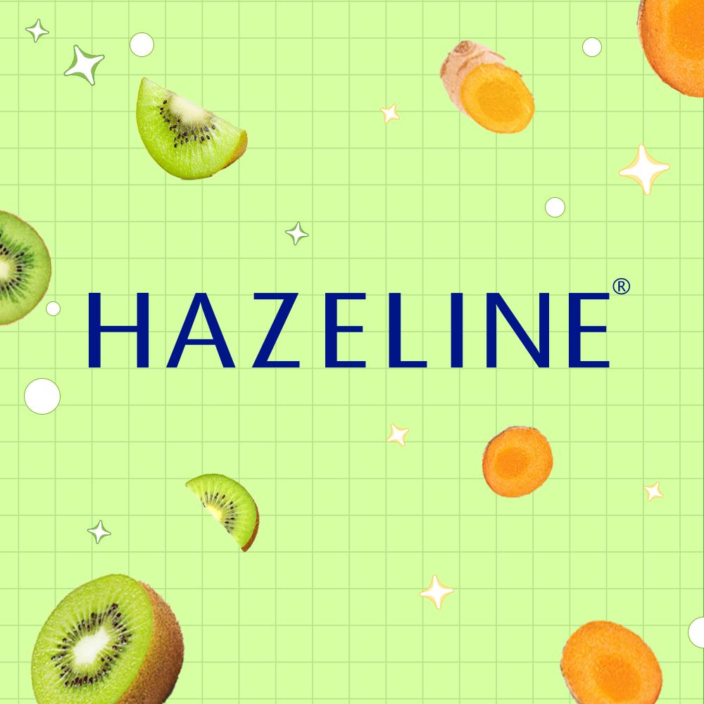 sữa tắm hazeline yến mạch dâu tằm