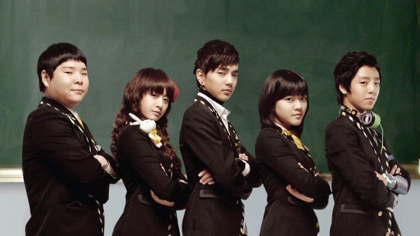 Phim học đường Hàn Quốc hay - Bá Vương Học Đường - Master of Study (2010)