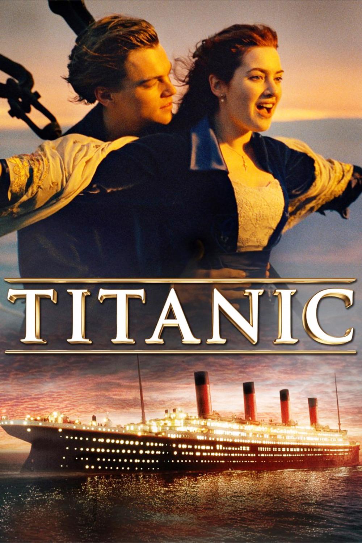 phim âu mỹ Titanic - Chuyến tàu định mệnh
