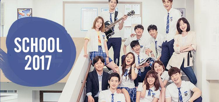 Phim học đường Hàn Quốc hay - Trường Học 2017 - School 2017
