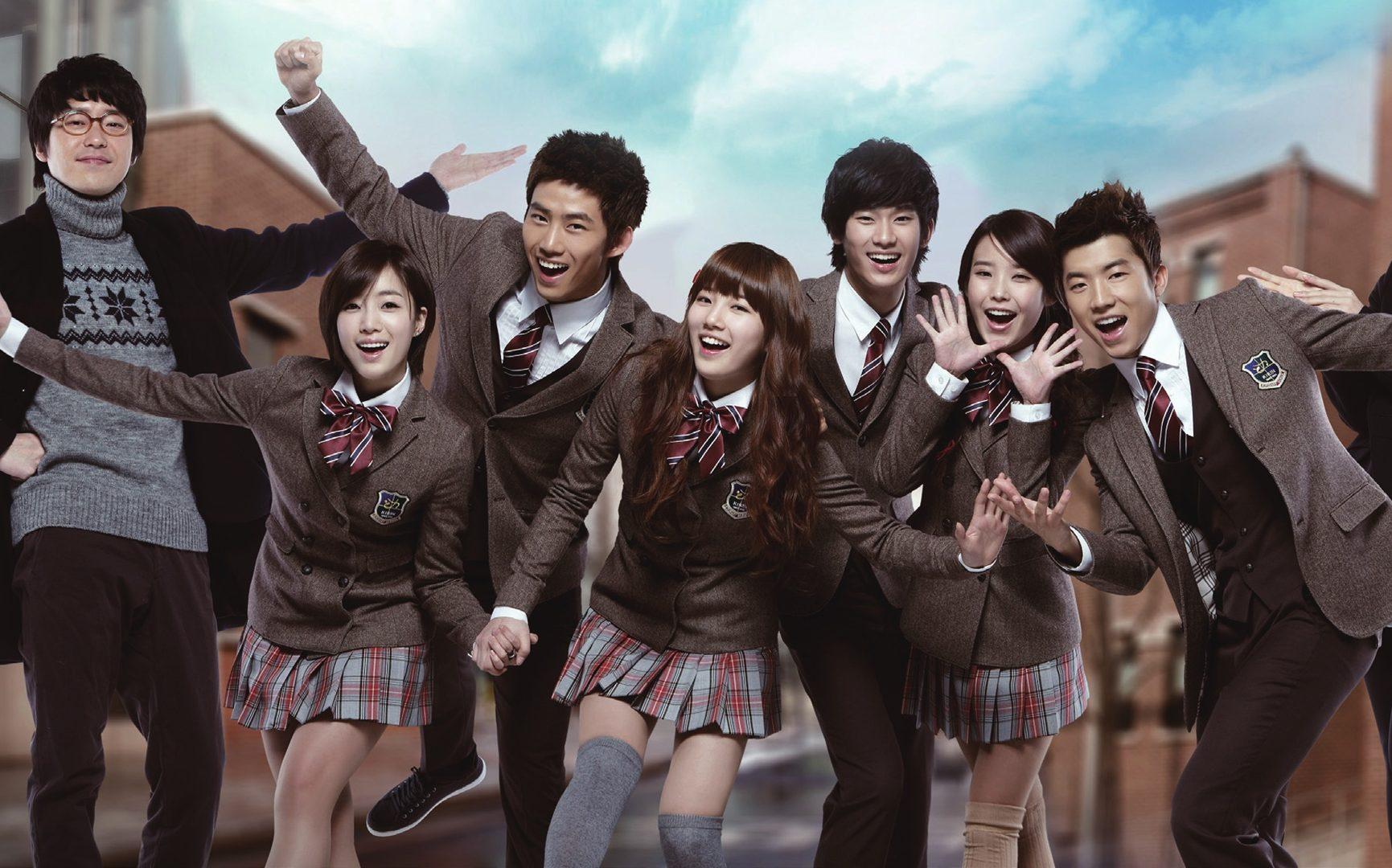 Bay Cao Ước Mơ - Phim Hàn Quốc học đường âm nhạc (2011)