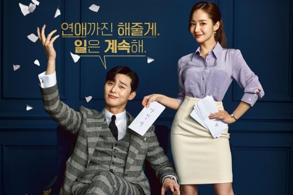 Thư Ký Kim Sao Thế? - phim Hàn Quốc tình cảm hay diễn viên đẹp nhất