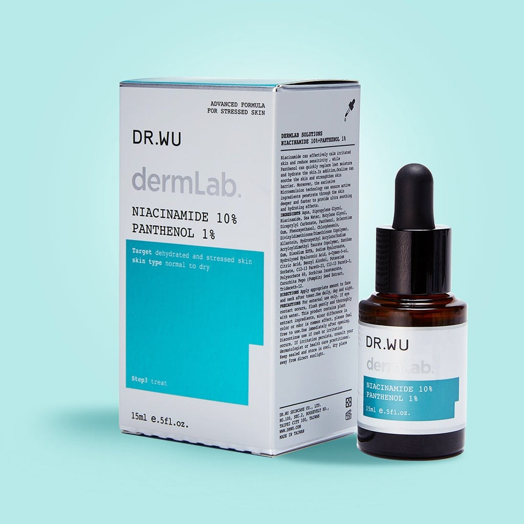 Dr.Wu DermLab Niacinamide 10% + Panthenol 1% Serum