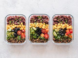 6 bữa trưa giảm cân bento đẹp mắt và healthy cho dân văn phòng