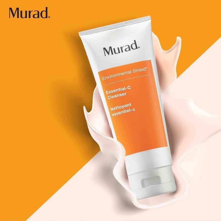 Sữa rửa mặt trị mụn Murad Essential C Cleanser