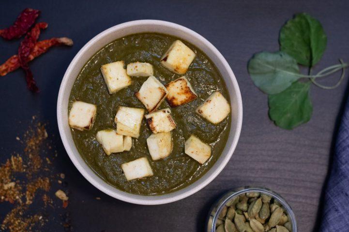 Kết thúc bữa tối bằng súp rau Đẹp 365