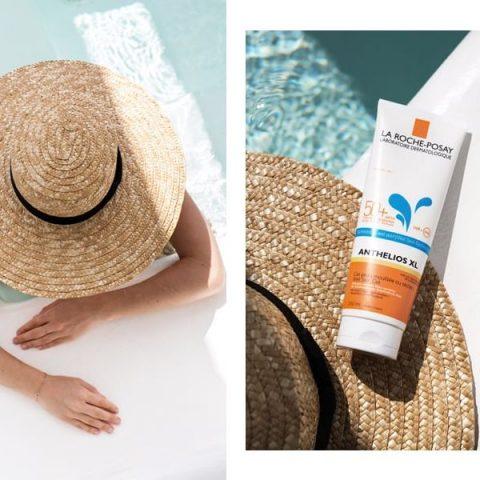 Kem chống nắng cho da mụn La Roche-Posay Anthelios Pocket Sun Cream SPF50+