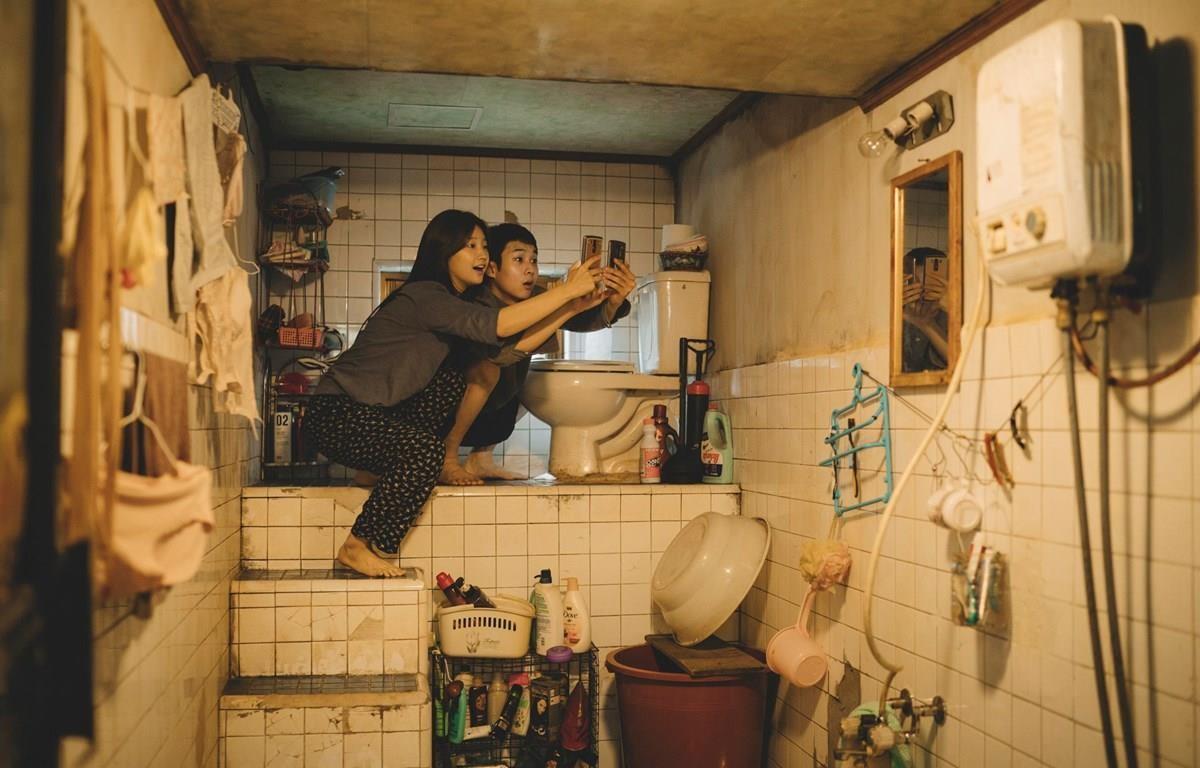 Phim Hàn Quốc hay nhất - Ký sinh trùng