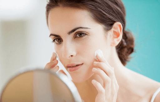 Cách chăm sóc dạ khi khi nặn mụn cục cứng dưới da