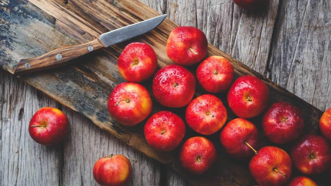 Nên ăn mấy quả táo mỗi ngày?