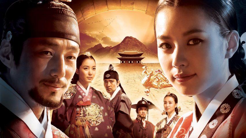 Hoàng cung dậy sóng - Phim cổ trang Hàn Quốc hậu cung (2010)