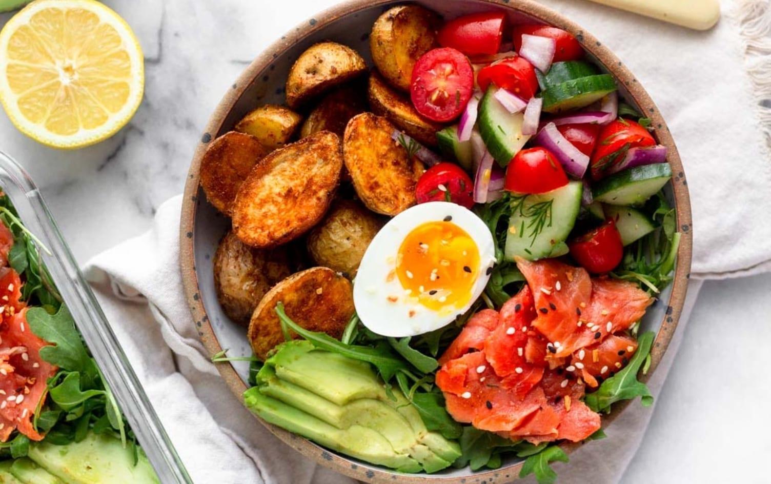 Nhược điểm của chế độ ăn trứng giảm cân