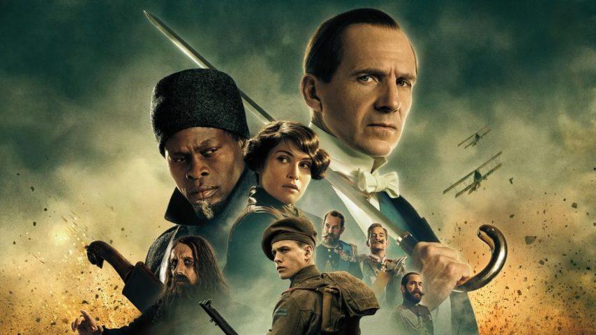 Phim hành động hay nhất - Khởi Nguồn (The King's Man)
