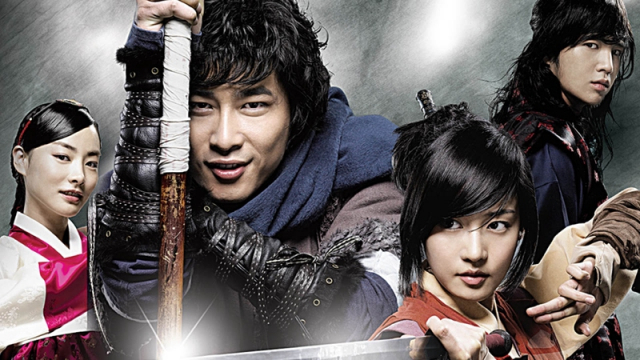 Anh hùng Hong Gil Dong - Giả sử cổ trang Hàn Quốc (2008)