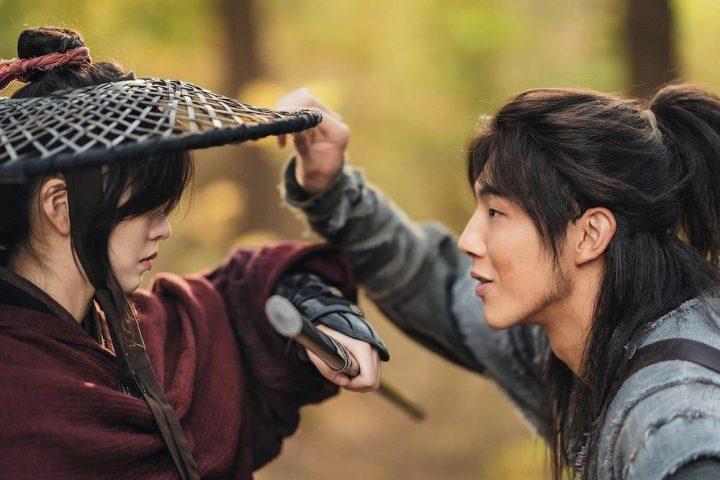 phim cổ trang Hàn Quốc - Sông đón trăng lên - River Where the Moon Rises (2021)