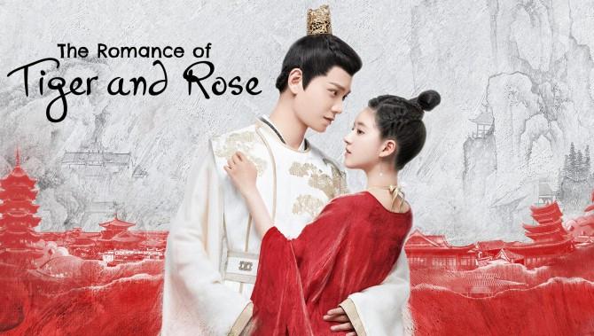 phim cổ trang Trung Quốc  Trần Thiên Thiên Trong Lời Đồn - The Romance of Tiger and Rose