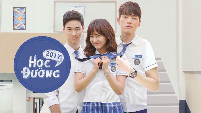 Phim Hàn Quốc hay nhất - School