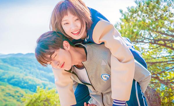Phim Hàn Quốc hay nhất - cô nàng cử tạ