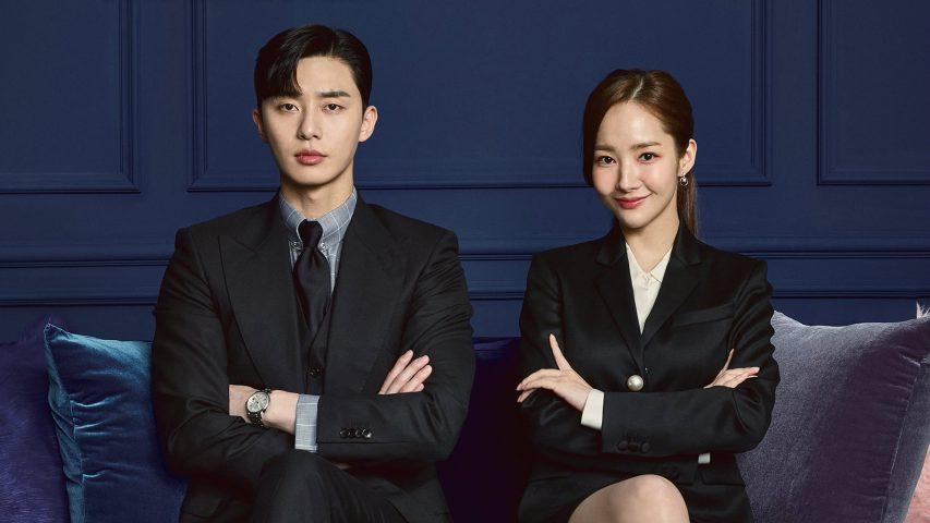 Phim Hàn Quốc hay nhất - thư ký kim sao thế