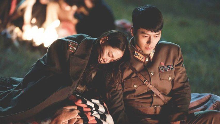 Phim Hàn Quốc hay nhất - hạ cánh nơi anh