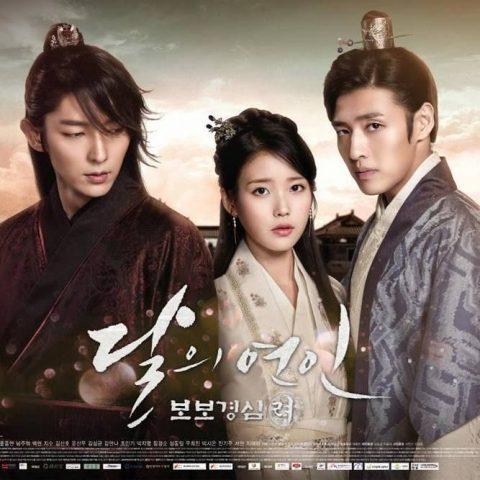 Phim Hàn Quốc hay nhất - Người tình ánh trăng - Moon lovers (2016)