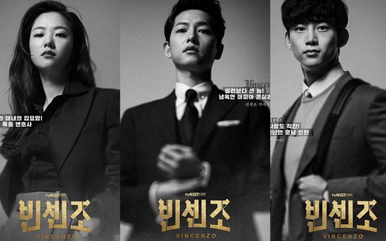 Vincenzo - Phim Hàn Quốc xã hội đen mới nhất