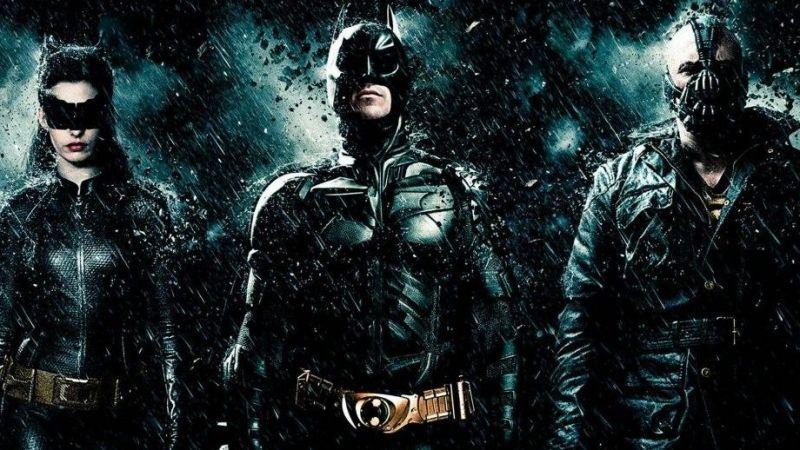 Phim hành động - Kỵ sĩ bóng đêm (The Dark Knight)