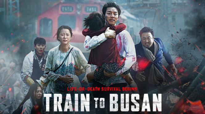 phim hành động Chuyến Tàu Sinh Tử - Train to busan