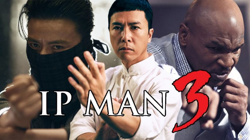 Phim hành động Diệp vấn 3 - IP MAN 3 (20216)