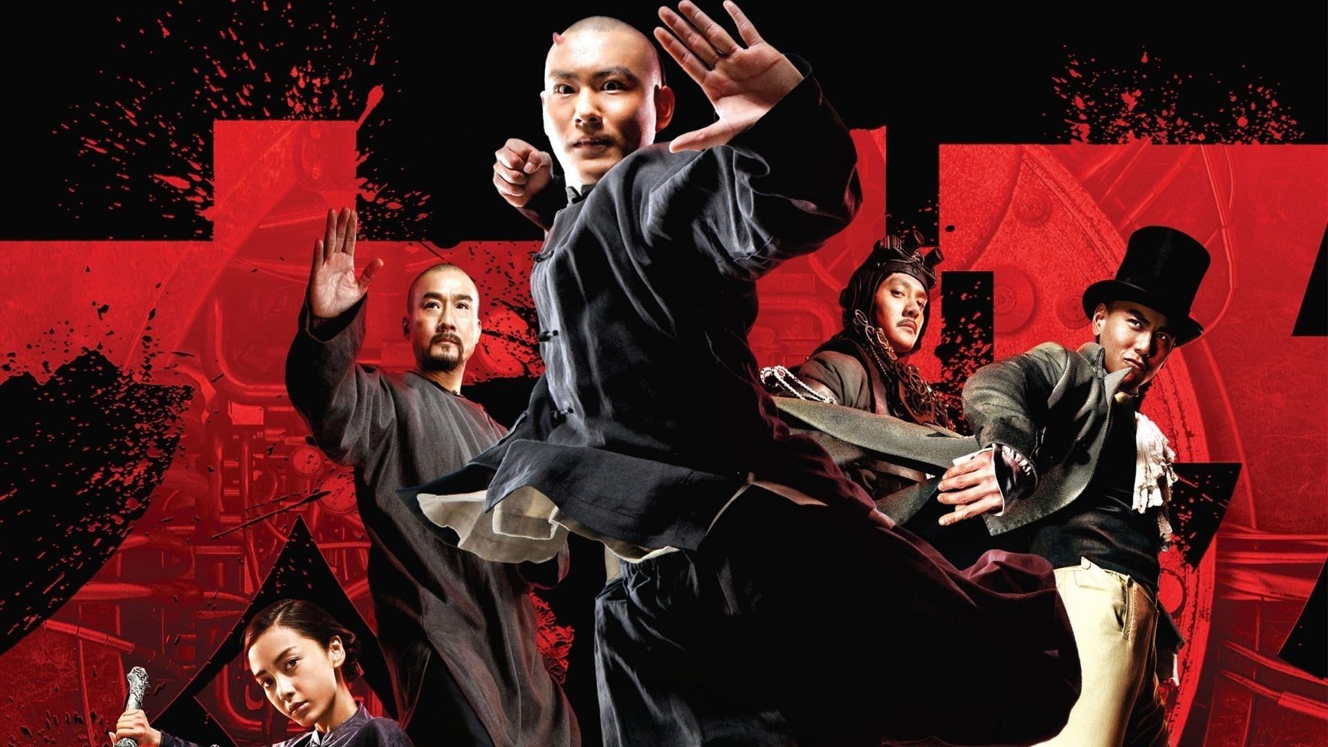 Phim Trung Quốc - Thái Cực Quyền: Level Zero - Tai Chi Zero