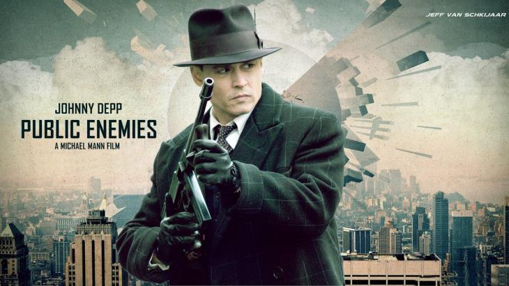 phim Kẻ thù quốc gia - Public Enemies