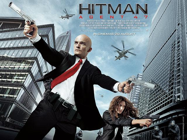 phim hình sự mỹ Hitman: Agent 47