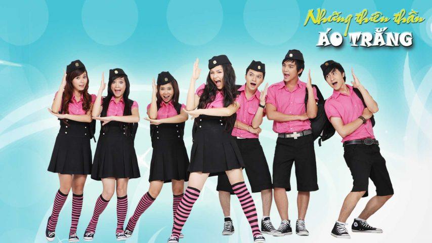 Phim học đường hay nhất Việt Nam - Những thiên thần áo trắng (2010)